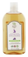Pura Naturals Pet - Rinse Out Tearless & Calming Kitten Shampoo - 16 fl. oz.