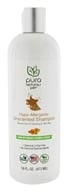 Pura Naturals Pet - Rinse Out Hypo-Allergenic Shampoo For Dogs Unscented - 16 fl. oz.