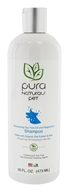 Pura Naturals Pet - Rinse Out Shampoo For Dogs Tea Tree & Peppermint - 16 fl. oz.