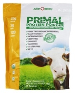 Primal Protein Powder Organic Whey Protein Unflavored - 2 lbs. by Julian Bakery