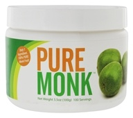 Pure Monk Fruit Powder - 3.5 oz.