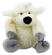 Warm 'N Cuddly Gel Animal Hot/Cold Pack Sheep by Relaxus