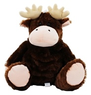 Warm 'N Cuddly Gel Animal Hot/Cold Pack Moose by Relaxus