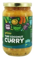 Yellow Thai Coconut Curry - 16 oz.