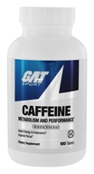 Essentials Caffeine Metabolism & Performance Enhancer - 100 Tablets by GAT