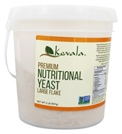 Premium Nutritional Yeast Large Flake - 2 lbs.