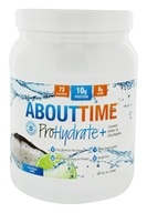 ProHydrate+ Coconut Water & Electrolytes Post Workout Recovery Powder Coconut Lime - 561 Grams by About Time