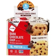 Deliciously Baked Protein Cookie Dark Chocolate Chip - 12 Cookies