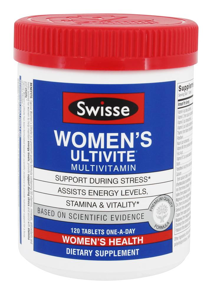 Ultivite Multivitamin für Frauen - 120 Tablet (s)