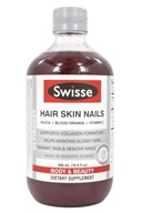 Hair Skin Nails Liquid Body & Beauty Supplement - 16.9 fl. oz.