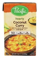 Organic Hearty Coconut Curry Soup - 17 fl. oz. by Pacific Foods