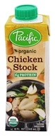 Organic Chicken Stock - 8 fl. oz. by Pacific Foods
