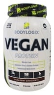 Bodylogix - Vegan Plant-Based Protein Decadent Chocolate - 2 lbs.