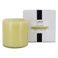 Fragranced Master Bedroom Candle Chamomile Lavender - 6.5 oz.