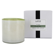 Fragranced Ski House Candle Feu De Bois - 6.5 oz.