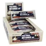 Pure Power Mitomix Bar Chocolate - 12 Bars