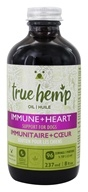 True Hemp - Immune + Heart Support Oil For Dogs - 8 fl. oz.