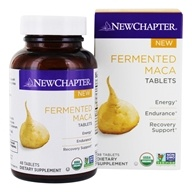 Supporto per recupero Maca fermentato - 48 Tablet(s) by New Chapter