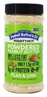 Mighty Nut Powdered Peanut Butter Flax & Chia - 6.5 oz.