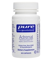 Nebennierenformel - 60 Capsules by Pure Encapsulations