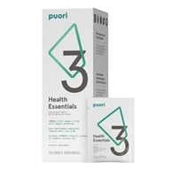 Puori - P3 Health Essentials Omega-3, D3, B6, Magnesium & Zinc Multi-Packs - 30 Pack(s)