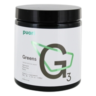 Puori - G3 Greens Powder Unflavored - 6.34 oz.