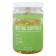MCT Oil 1000 mg. - 300 Softgels by Kiss My Keto