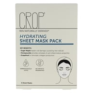 Hydrating Facial Sheet Mask Pack - 5 Count