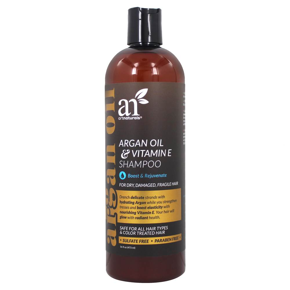 Shampoo Hårforyngelse Argan Oil - 16 fl. oz.