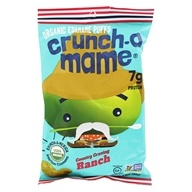 Crunch-a-Mame Organic Edamame Puffs Country Craving Ranch - 3.5 oz.