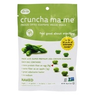 Greenwave Foods - Eda-Zen Cruncha Ma-Me Freeze Dried Edamame Veggie Snack Naked - 0.7 oz.