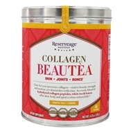 Collagen Beautea Skin, Joints, Bone Support White Tea + Lemon - 48 Tea Bags