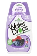 Gouttes d'eau Stevia Water Enhancer Mixed Berry - 1.62 fl. oz. by SweetLeaf