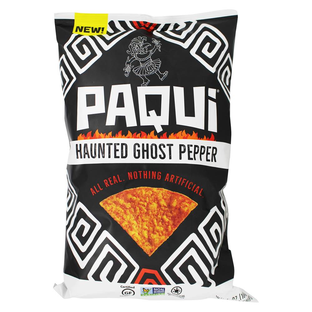 Tortilla Chips Haunted Ghost Pepper - 7 oz. by Paqui
