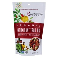 Organic Antioxidant Trail Mix Cashew + Goji + Fig + Hazelnut - 6 oz.