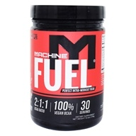 MTS Nutrition - Machine Fuel Perfect Intra-Workout BCAA Powder 30 Servings Mango Strawberry - 13.3 oz.