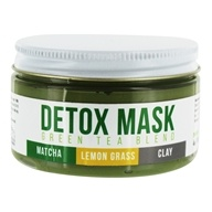 Detox Facial Mask Green Tea Blend - 4 oz. by Teami