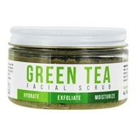 Green Tea Facial Scrub - 4 oz. by Teami