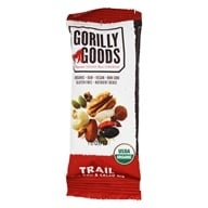 Trail Snack Mix Nut, Goji & Cacao Nib - 1.3 oz. by Gorilly Goods