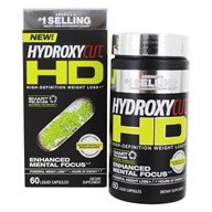 Hydroxycut HD High-Definition Weight Loss - 60 Liquid Capsules by Muscletech Products