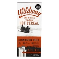 Grain Free Instant Hot Cereal Cinnamon Roll - 4 Packet(s)
