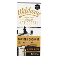 Grain Free Instant Hot Cereal Toasted Coconut - 4 Packet(s)