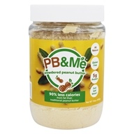 Powdered Peanut Butter Traditional - 16 oz.