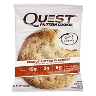 Quest Nutrition - Protein Cookie Peanut Butter - 2.04 oz.