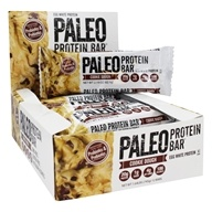 Paleo Ei Wit Eiwit Bar Doos Koekje Deeg - 12 Bars by Julian Bakery