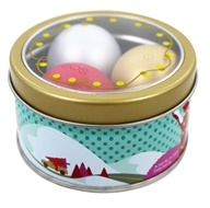 Organic Holiday Collection Lip Balms Spheres - 3 Count Limited Edition by EOS Evolution of Smooth