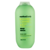 Deep Detox Body Wash with Cucumber, Seaweed & Green Tea - 18 fl. oz.