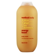 Energy Boost Body Wash Citrus, Ginger & Sea Buckthorn - 18 fl. oz.