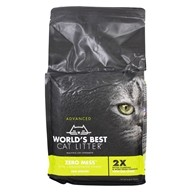 Advanced Zero Mess Litter Pine - 6 lbs. by World's Best Cat Litter