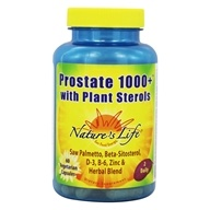 Prostate 1000+ with Plant Sterols - 60 Vegetarian Capsules